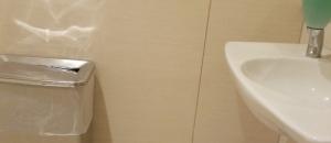 ホテルメトロポリタン丸の内(3F)のオムツ替え台情報