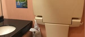 和食さと 桜上水店(2F)のオムツ替え台情報