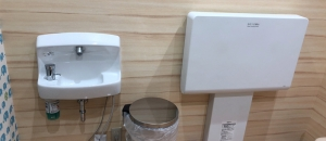 オークワ岩出西店の授乳室・オムツ替え台情報
