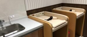 トヨタカローラ 草津(1F)の授乳室・オムツ替え台情報