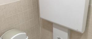 クスリのアオキ 北方高屋店(1F)のオムツ替え台情報