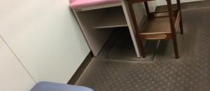 大田区立浜竹図書館(1F)の授乳室・オムツ替え台情報