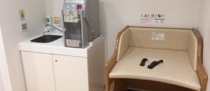 羽田空港国際線ターミナル(5F)の授乳室・オムツ替え台情報