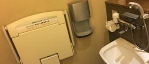 ホテルサンルートプラザ新宿(1F)のオムツ替え台情報