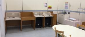 コープさっぽろルーシー(2F)の授乳室・オムツ替え台情報