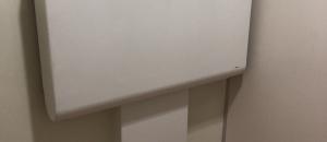 板橋区医師会病院のオムツ替え台情報