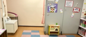 小岩健康サポートセンター(1F)の授乳室・オムツ替え台情報