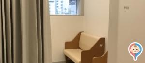 港区スポーツセンター(4F)の授乳室・オムツ替え台情報