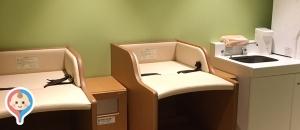 ウォーターズ竹芝(アトレ竹芝)(2F)の授乳室・オムツ替え台情報