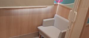 図書館キッズスペース(6th floor)の授乳室・オムツ替え台情報