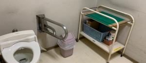 共済病院(1F)のオムツ替え台情報
