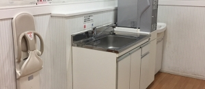 ニッケコルトンプラザ(3F エレベータ奥)の授乳室・オムツ替え台情報