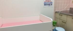 西松屋 延岡店(1F)の授乳室・オムツ替え台情報