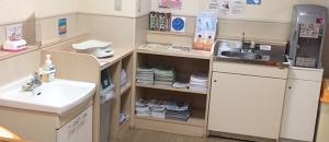 トイザらス・ベビーザらス  郡山店(1F)の授乳室・オムツ替え台情報