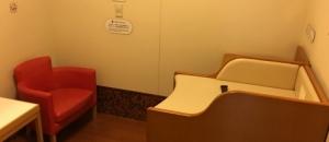 六本木ヒルズ(ウェストウォーク5F 個室授乳室)の授乳室・オムツ替え台情報
