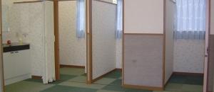 越前松島水族館(おさかな館2階のキッズルーム内)の授乳室・オムツ替え台情報