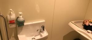 マルイ 堀之内店(1F)の授乳室・オムツ替え台情報