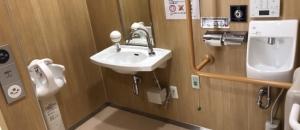 地域交流センター二軒家(1F)の授乳室・オムツ替え台情報