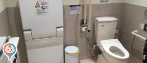ニトリ 青森西バイパス店(1F)のオムツ替え台情報