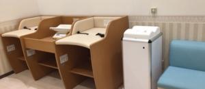 かみしんプラザ(B1)の授乳室・オムツ替え台情報