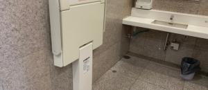 ファッションセンター しまむら竹原店(1F)のオムツ替え台情報