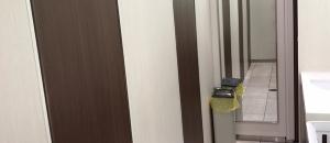 ユニモール(地下1階 女子トイレ)のオムツ替え台情報