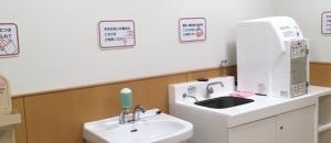 イオンタウン 木更津朝日(2F)の授乳室・オムツ替え台情報