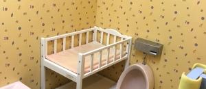 調布市子ども家庭支援センター すこやか(2F)の授乳室・オムツ替え台情報