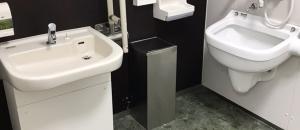 ヤマダ電機 LABI新宿東口館(1F)のオムツ替え台情報