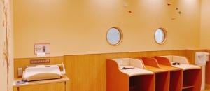 箕面キューズモール(1F)の授乳室・オムツ替え台情報