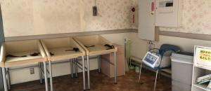 ベイマーケットB棟(1F)の授乳室・オムツ替え台情報