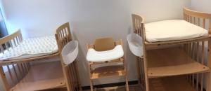 海老名市立中央図書館(B1)の授乳室・オムツ替え台情報