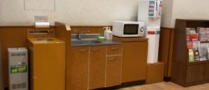 赤ちゃん本舗 ららぽーと柏の葉店(3階)の授乳室・オムツ替え台情報