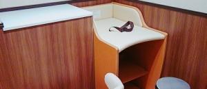 ライフ西淡路店(1F)の授乳室・オムツ替え台情報