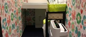 カラオケ パセラ 上野公園前店(3F)の授乳室・オムツ替え台情報