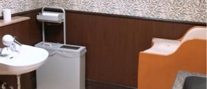 BIG HOP(ビッグホップ)ガーデンモール印西(2階 フードコート脇)の授乳室・オムツ替え台情報