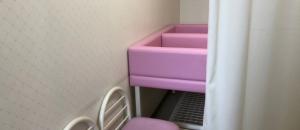 日本赤十字社 広島赤十字・原爆病院(1F)の授乳室・オムツ替え台情報