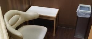 イオン広島府中店 ユニクロの奥(3F)の授乳室・オムツ替え台情報
