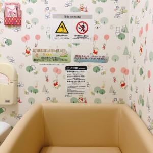 桜島SA上り線の授乳室・オムツ替え台情報 画像2