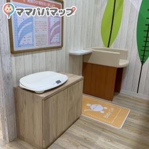 ゆめタウン広島(3F 赤ちゃんの部屋)の授乳室・オムツ替え台情報 画像2