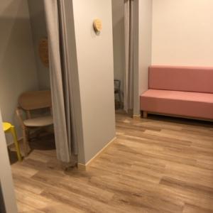 西武池袋本店(6階)の授乳室・オムツ替え台情報 画像2