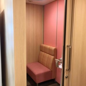 ※2019.3月撮影 授乳室は2部屋 ベビーカー入室可能 内側から施錠できる