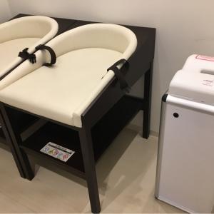 JO-TERRACE OSAKA(1F)の授乳室・オムツ替え台情報 画像3