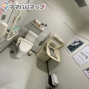 大阪スバル 豊中店(1F)のオムツ替え台情報 画像1