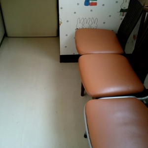 函館中央病院(2階小児科内)の授乳室・オムツ替え台情報 画像3