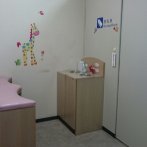 サンメッセ香川(1F)の授乳室・オムツ替え台情報 画像4
