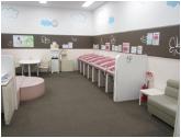 イオン高松店(3階 赤ちゃん休憩室)の授乳室・オムツ替え台情報 画像4
