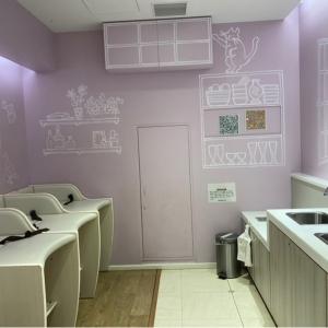 サンシャインシティ(アルパ2F (ギャップ・キッズ隣り))の授乳室・オムツ替え台情報 画像2