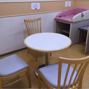 イオン橋本店(3階 赤ちゃん休憩室)の授乳室・オムツ替え台情報 画像2