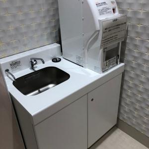 JR京橋駅北出口の授乳室・オムツ替え台情報 画像7